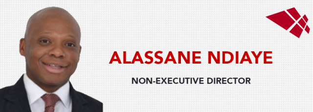 ALASSANE NDIAYE JOINS THE BOARD OF DIGITECH AFRICA LTD   AS A NON-EXECUTIVE DIRECTOR